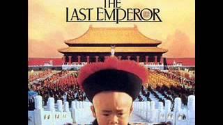 末代皇帝電影原聲帶之一