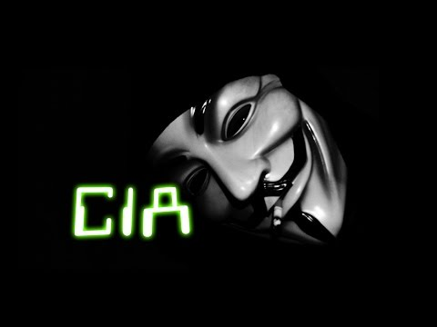 ANONYMOUS IS THE CIA