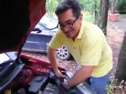 FIAT Bravo - video corso su come cambiare la lampadina anteriore ...