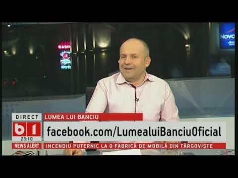 LUMEA LUI BANCIU,   15 NOIEMBRIE 2018, P 13