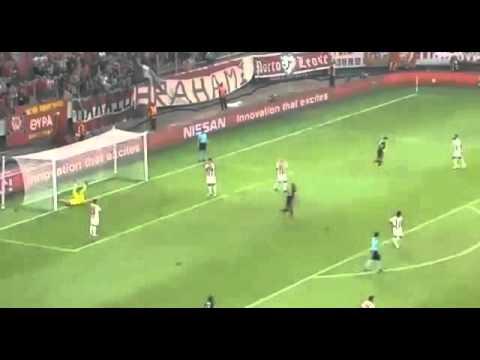 Бавария олимпиакос обзор матча