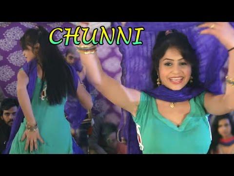 ✓ Chunni | चुन्नी | New Haryanvi DJ Song 2016 | स्टेज डांस || Stage Dance
