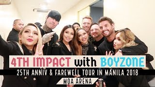 4TH IMPACT MEETS BOYZONE | FAN GIRL MODE