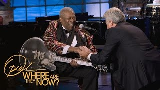 """Kevin Eubanks' """"Embarrassing"""" Exchange with B.B. King 