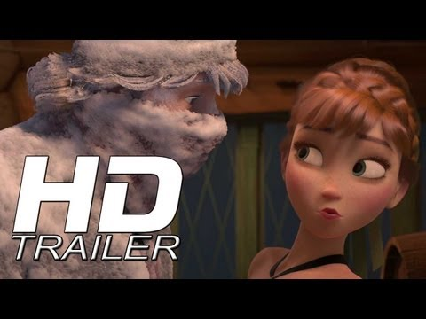 FROZEN Official Trailer 2 - Kristen Bell
