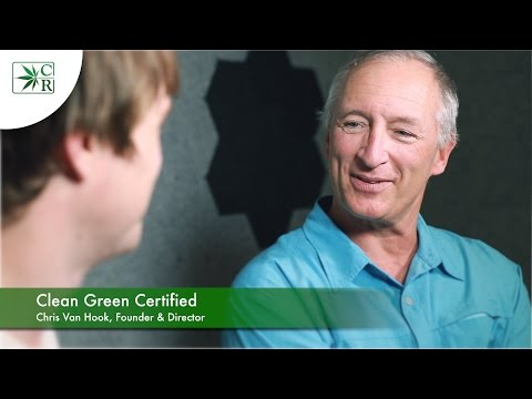 Clean Green Certified, Cannabis Reports Interview with Founder Chris Van Hook