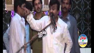 Zakir Qazi Waseem Abbas jashan 13 Rajab 2015  Qasr e Abbas jhang