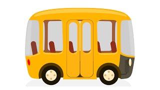 Развивающий мультфильм Доктор Машинкова, мультик про ТРАНСПОРТ (Автобус, Дорожный знак и автосервис)(Развивающий мультик для детей про оранжевый автобус, который из любопытства заехал под дорожный знак -..., 2014-12-03T08:11:56.000Z)