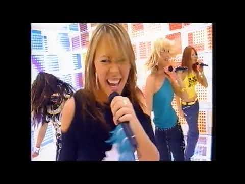 Girls Aloud - Jump - Popworld 2003