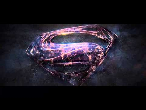 Man Of Steel Logo Intro HD