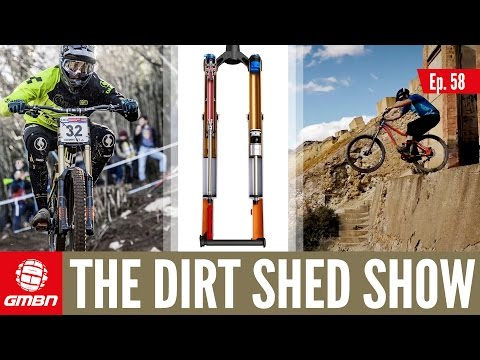 Why Aaron Gwin Won The Lourdes World Cup + Whistler Bike Park News! | Dirt Shed Show Ep.58