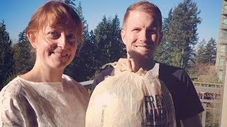 Extreme garbage reduction: How a B.C. couple produced 4 bags of garbage in 3 years