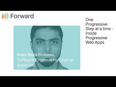 One Progressive Step at a time - Inside Progressive Web Apps