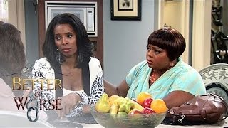Does Angela Have Breast Cancer?   Tyler Perry's For Better Or Worse   Oprah Winfrey Network