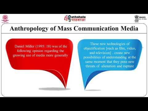 Mass Communication I N Field Research