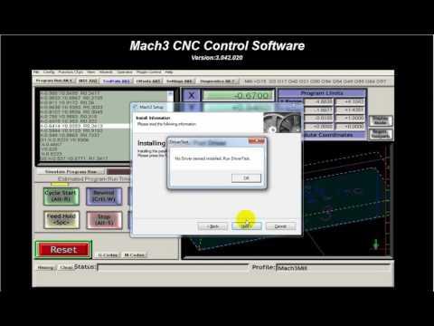 Mach3 step per unit settings | FunnyCat TV