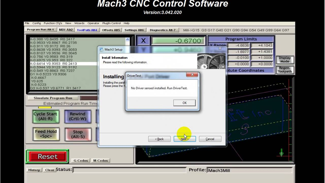 Download mach3 cnc crack Tickets by acanmecomp, 3 Aug, 2019, NA Event