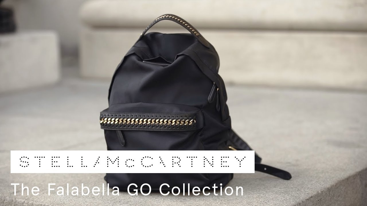 7208bd7df6 The Falabella GO Collection by Stella McCartney - YouTube