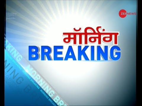 Morning Breaking: Chhattisgarh's Bemetara Collector seals EVM machines into wall