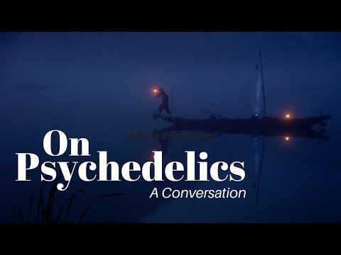 Julian Palmer and James Jesso talking Psychedelics in Melbourne Australia - part 2 Q&A