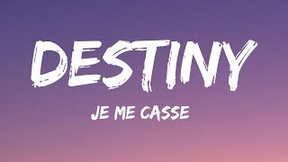 Destiny - Je Me Casse (Lyrics) Malta 🇲🇹 Eurovision 2021