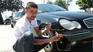 Mercedes Benz C-Class W203 Side Marker Install - Stealth Auto Tech Tips