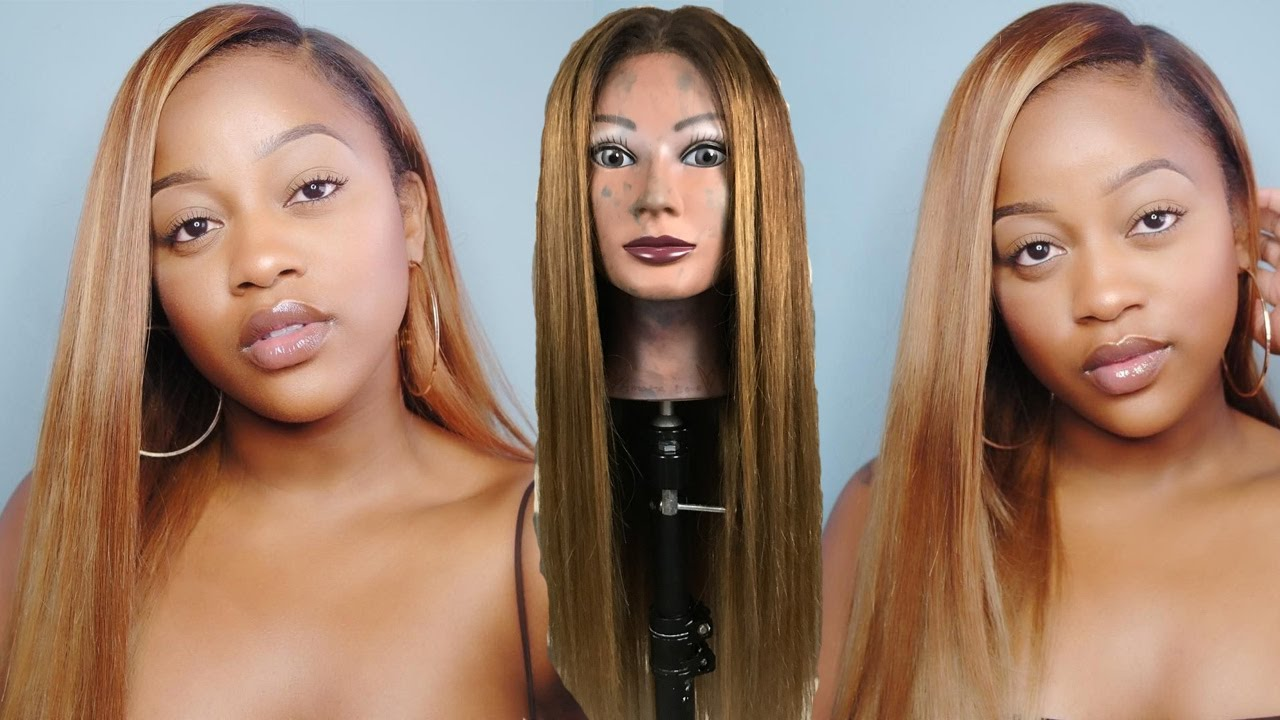 Beyonce Inspired Hair Color Tutorial Ft Snatchedbysharmel West