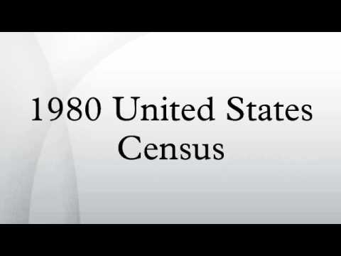 1980 United States Census