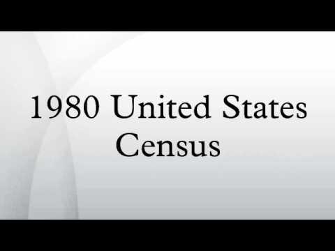 1980 United States Census