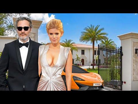 Joaquin Phoenix's lifestyle