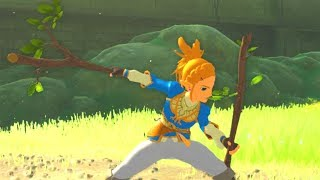 Breath of the Wild 2 Gameplay
