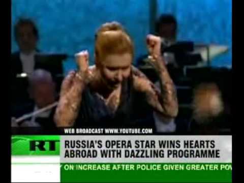 Ekaterina Shcherbachenko - Russian latest golden voice (June 2009)