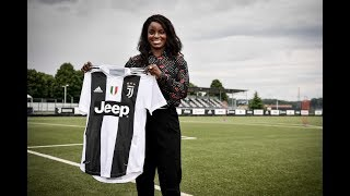 Eniola Aluko signs for Juventus Women!