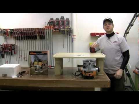 TRITON Plunge Router 2 HP Product Tour
