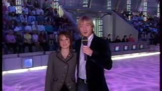 """Plushenko """"Звезды на льду"""" ТВ шоу на Первом,2006 г  2серия,ч2"""