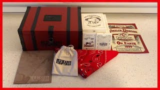 Red Dead Redemption 2 Collector's Box UNBOXING - Rockstar Games Exclusive RARE Collectables/Items! Video