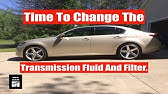 2006 lexus gs300 transmission solenoid replacement - YouTube