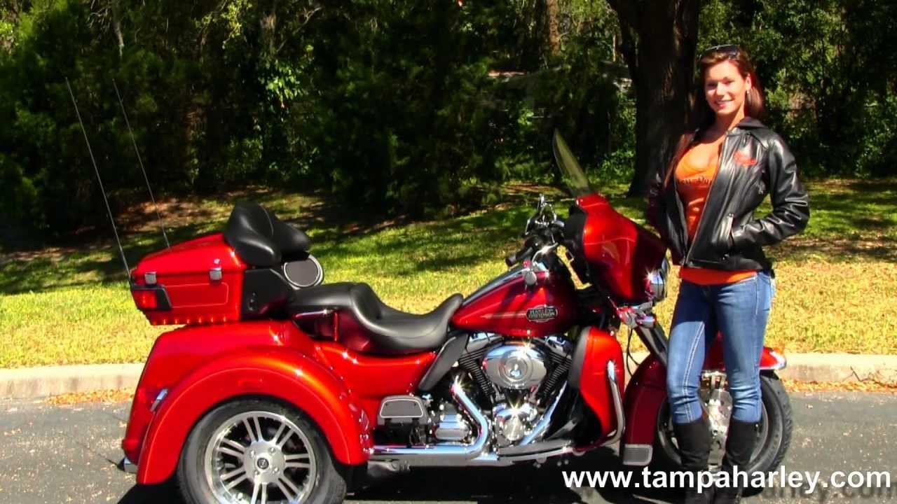 Harley Davidson Flhtcutg Tri Glide Ultra Classic