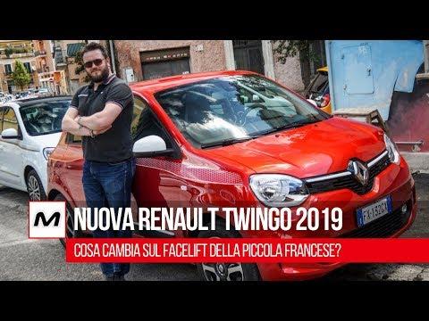 Nuova Renault Twingo 2019 | Cosa cambia sul facelift della city car francese?