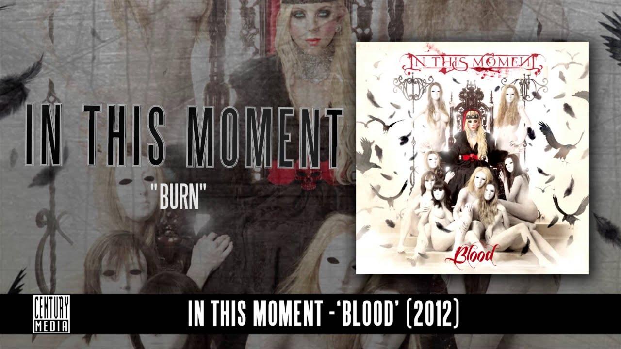 IN THIS MOMENT — Blood (FULL ALBUM STREAM)