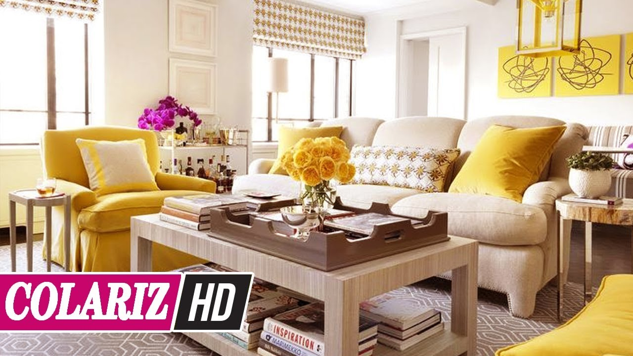 55+ Captivating Grey And Yellow Living Room Surely You Like