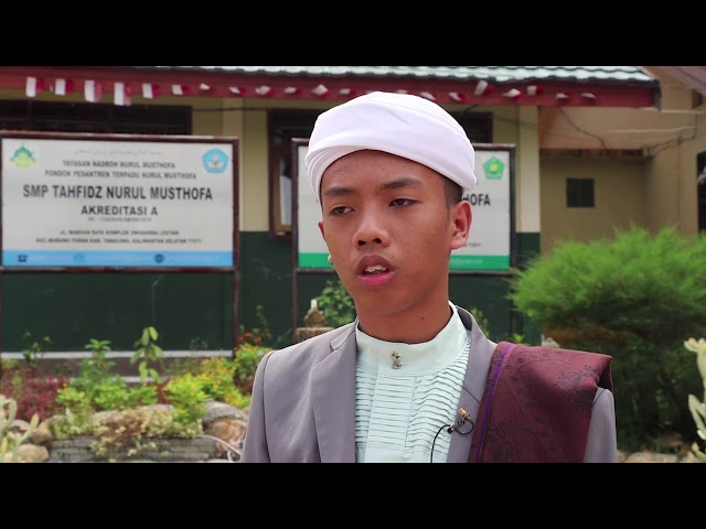 Ruli Maulana (Ponpes Tahfidz Nurul Musthofa) - QS : Al Mu'minun 1-17