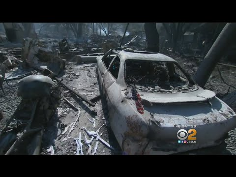 Woolsey Fire: Westlake Village Residents Return To Find 'Nothing But Rubble'