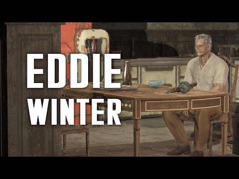 The Full Story of Crime Boss Eddie Winter - Fallout 4 Lore