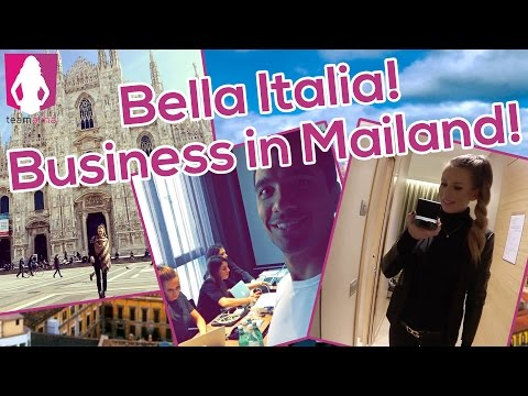 BELLA ITALIA! Business in Mailand! | www.size-zero.de