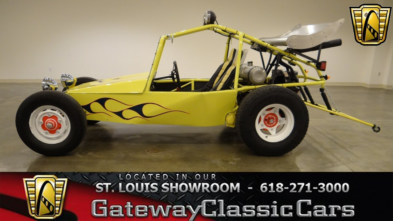 medium resolution of 1973 volkswagen rail buggy gateway classic cars st louis 6236