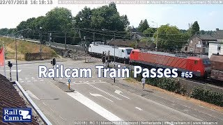 RailCam with 21 train passes #65 thumbnail