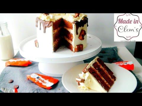 layer-cake-kinder-chocolat