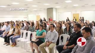Palestra Motivacional e Dinâmica com Bateria de escola de samba - Apito de Mestre