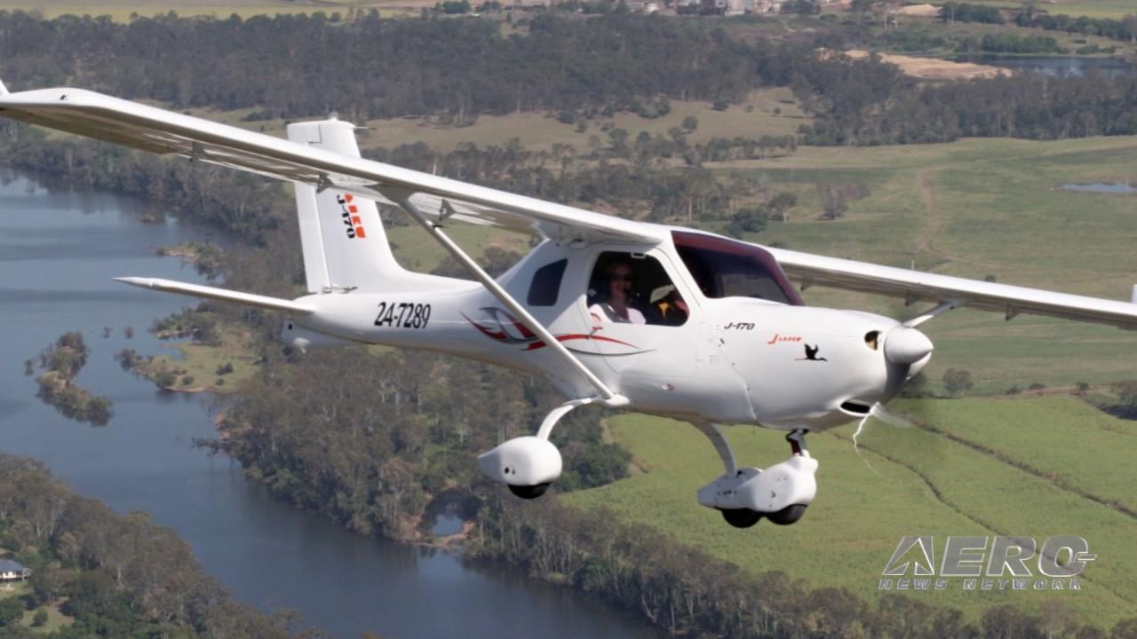 Aero-TV: Jabiru's New J170-D - An Upgraded and Fine-tuned LSA